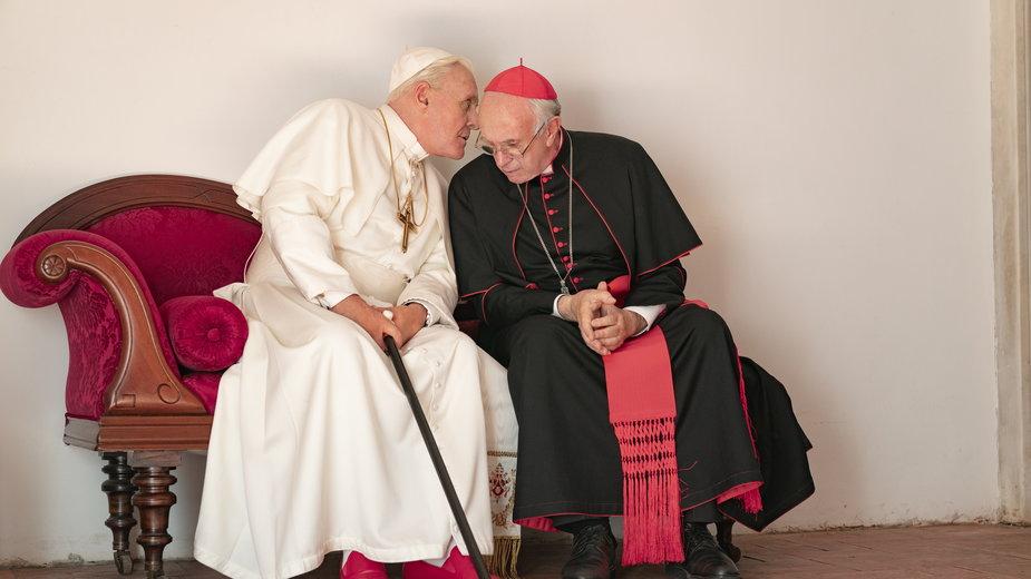 """""""Dwóch papieży"""": pierwsze zdjęcie"""
