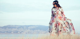 Modne długie sukienki z wyprzedaży. Idealne na zimę, ale i nadchodzącą wiosnę 2020!
