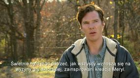 """""""Sierpień w hrabstwie Osage"""": Benedict Cumberbatch o filmie"""