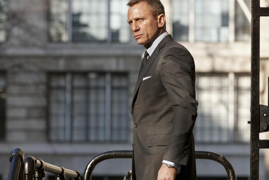 James Bond 007 Daniel Craig Skyfall