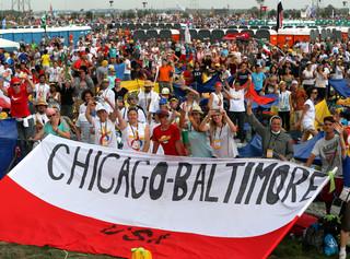 Francuska prasa o kolejnym dniu ŚDM: 'Wymazać nienawiść i pragnienie zemsty'