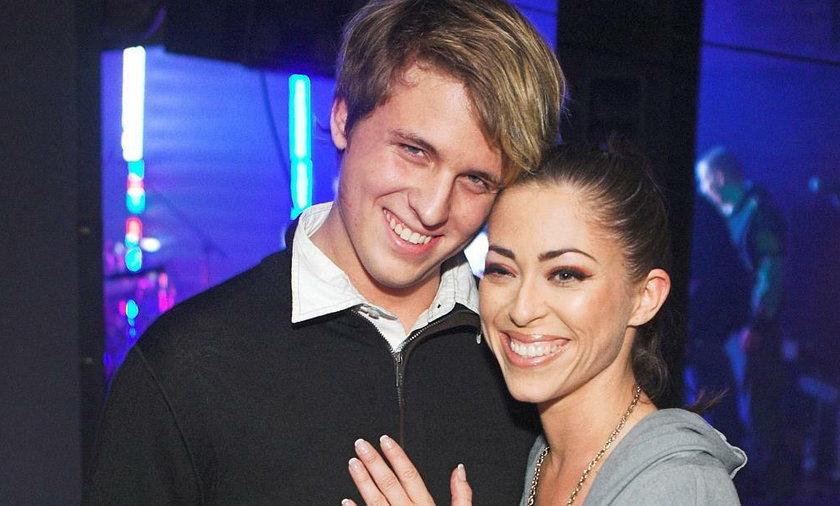 Natalia Kukulska z bratem