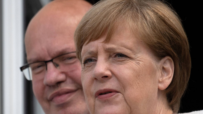 Angela Merkel i Peter Altmaier