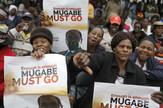 Zimbabve, protest