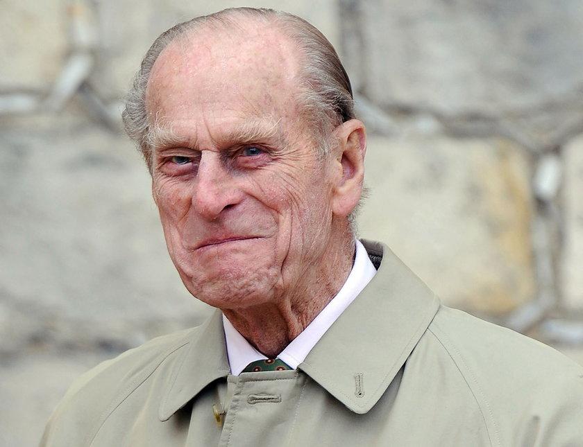 Książę Filip nie żyje. Żartował z reinkarnacji. Miał wrócić na ziemię jako wirus