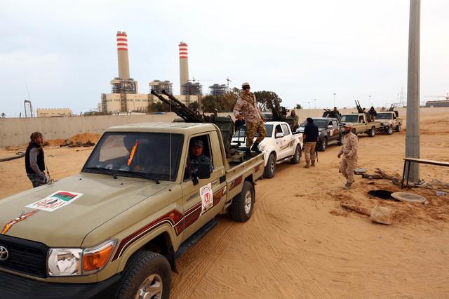 Libija vrvi od oružja