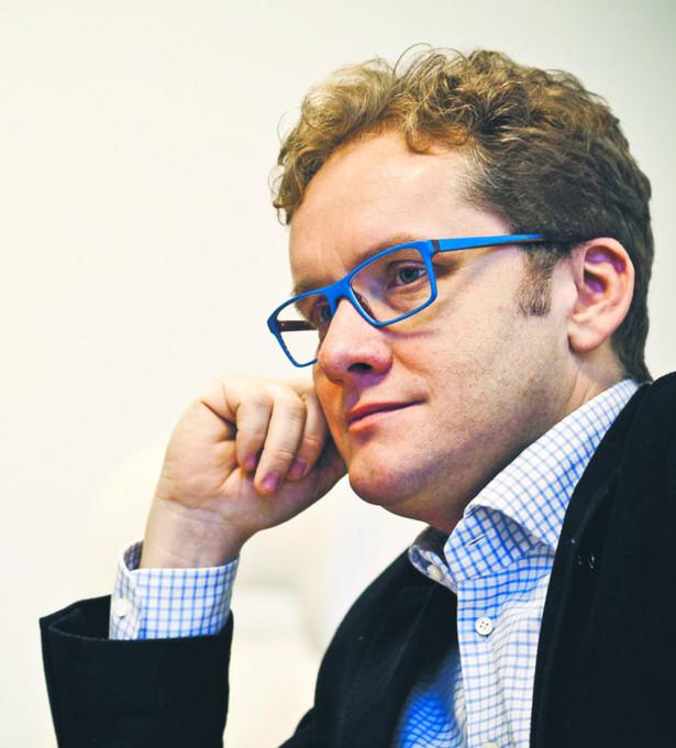 Adam Sawicki, prezes T-Mobile Polska
