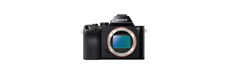Aparat – Sony Alpha A7 Body