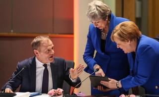 Tusk: Być może uda się zapobiec wyjściu Wielkiej Brytanii z UE