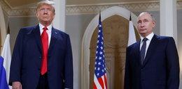 Wyznanie Putina: chciałem, żeby to on był prezydentem USA