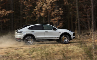 Porsche Cayenne Turbo S e-hybrid Coupé - TEST