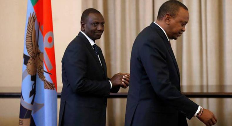 There is no way you will win President Uhuru Kenyatta's zero chills promise to DP William Ruto