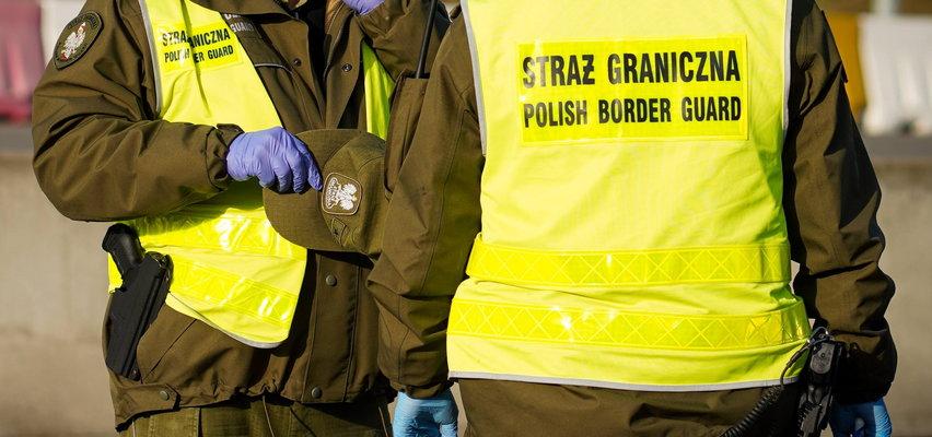 Dramat pod Kuścińcami. Straż Graniczna znalazła zwłoki w strefie objętej stanem wyjątkowym