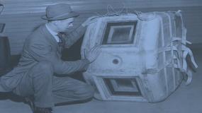 Tajemnicze białe pudło spadło z nieba 55 lat temu, ale dopiero teraz udało się rozwiązać jego zagadkę