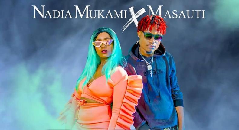 Poster for Nadia Mukami and Masauti's Lola
