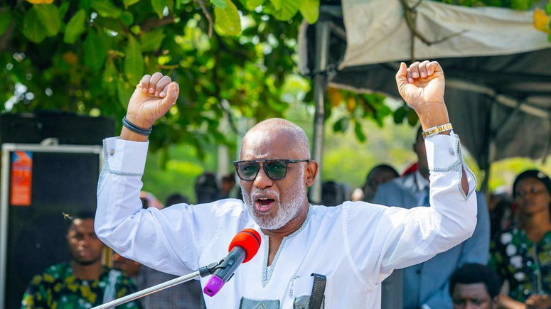 Ondo Election: Governor Akeredolu Wins APC's Governorship Ticket