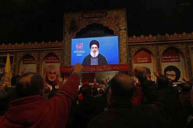 Hasan Nasralah