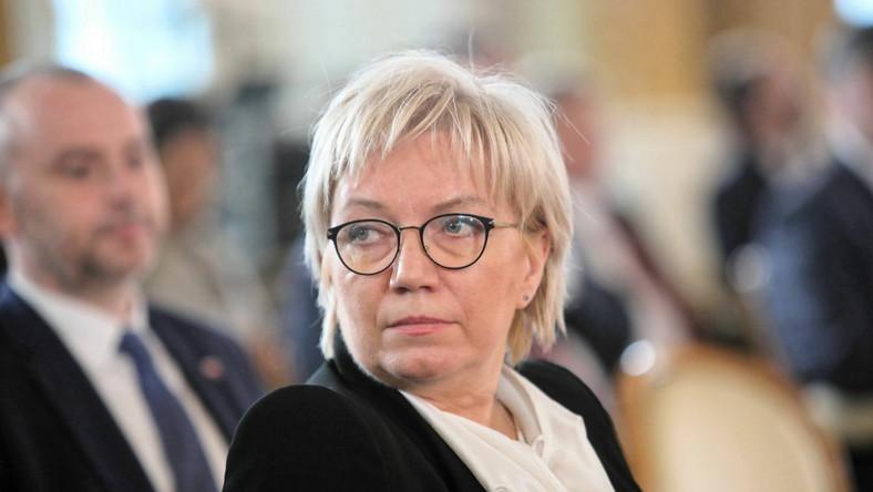 Julia Przyłębska PAP/Wojciech Olkuśnik
