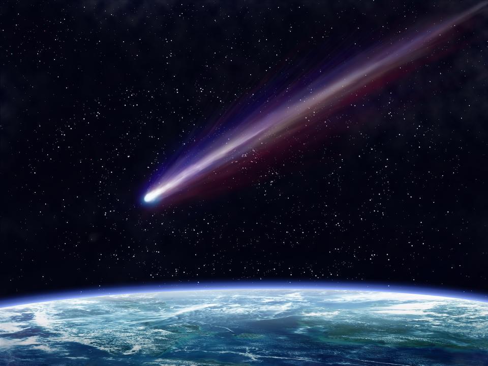 Zabójczy promień z kosmosu
