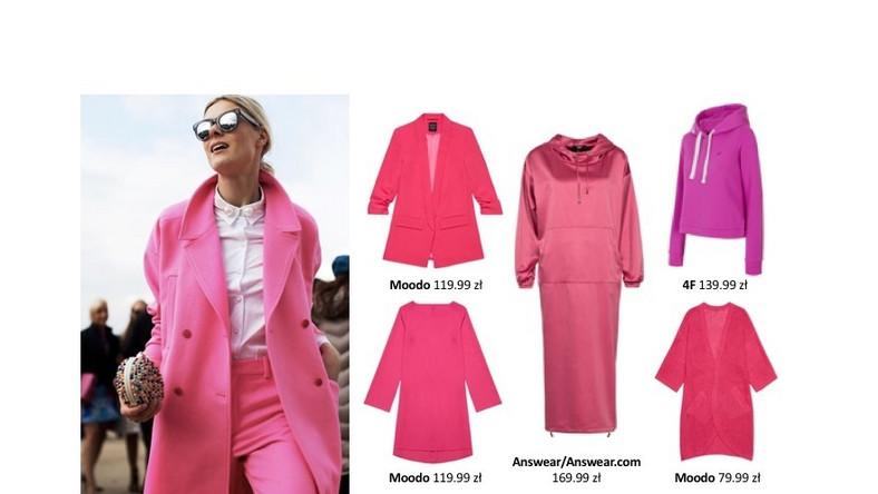 """Intensywne barwy zostały po raz kolejny docenione przez największe domy mody. Inspiracji możemy doszukiwać się w pewnym stopniu, zauważając ukłon w stronę szalonych lat 80., w których pojęcie """"klasycznej palety barw"""" mogło być rozumiane na wiele sposobów."""