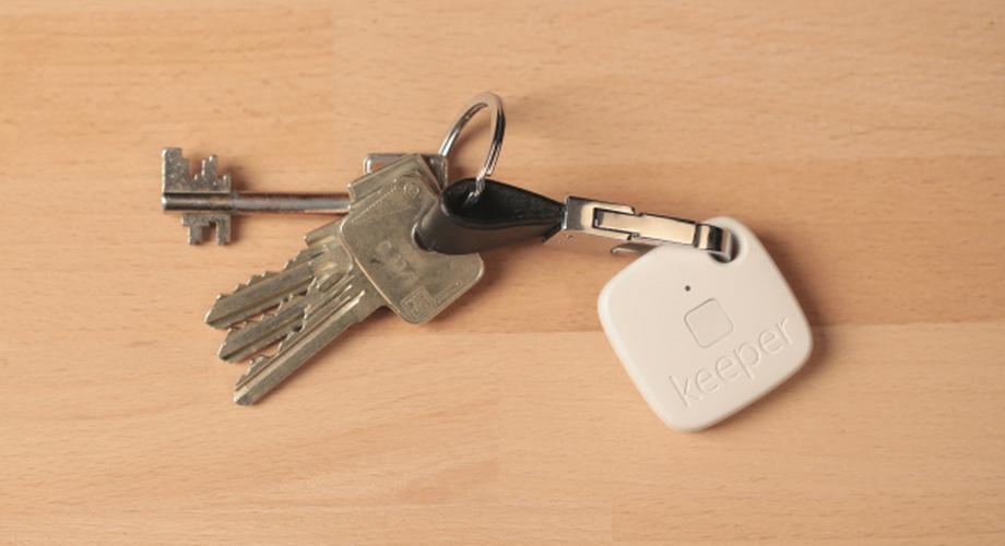 Gigaset Keeper: Bluetooth-Schlüsselfinder im Test