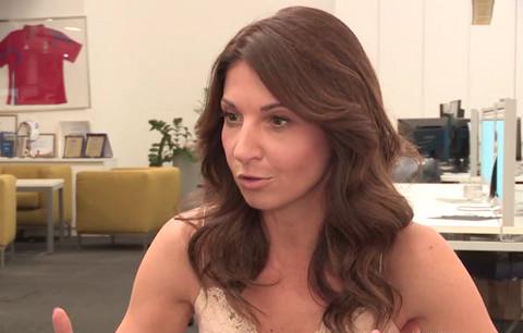 Sanja Marinković je pre 20 godina vodila Jutarnji program na RTS-u, a urednici su imali ovu zamerku: Evo kako je tada izgledala! VIDEO