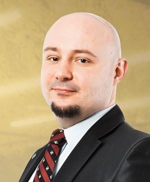 Lucjan Brudzyński, z-ca dyrektora Departamentu Zarządzania Korporacyjnego, Energa SA
