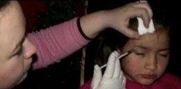 Matka wstrzykuje botoks 8-letniej córce!