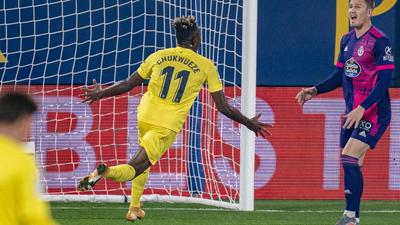 Nigerian Players Abroad: Tough times for Victor Osimhen, Samuel Chukwueze gets on the score sheet, Ola Aina scores sensational goal and bad weekend for Nigerian goalkeepers