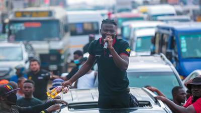 'We still owe Stonebwoy after paying him GHC2,000' - GHAMRO admits
