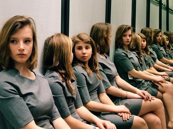 Koliko vi devojčica vidite na slici?