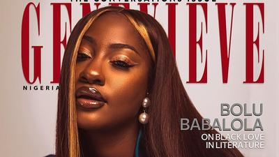 Tems is on the cover of Genevieve Magazine