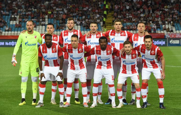 FK Crvena zvezda, FK Suduva