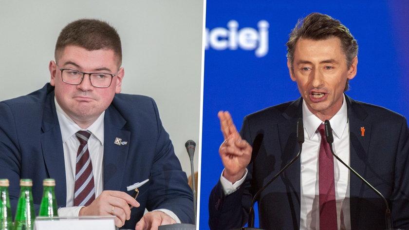 Tomasz Rzymkowski i Maciej Gdula
