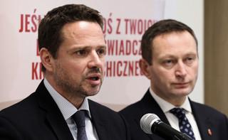 Paweł Rabiej zrezygnował z pracy w komisji weryfikacyjnej