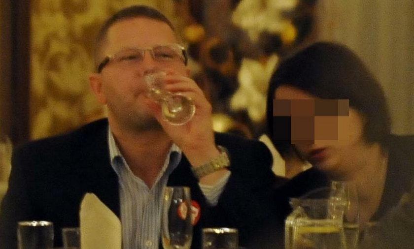 Tomasz Polec z Głównego Inspektoratu Transportu Drogowego