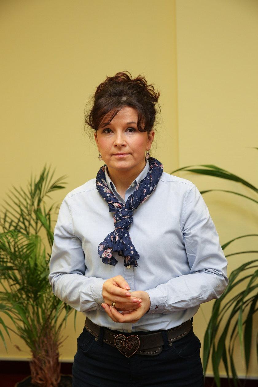 Joanna Mierzwińska, rzecznik NFZ we Wrocławiu