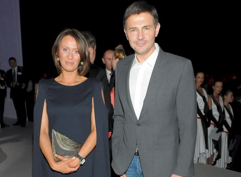 Anna Nowak-Ibisz i Krzysztof Ibisz