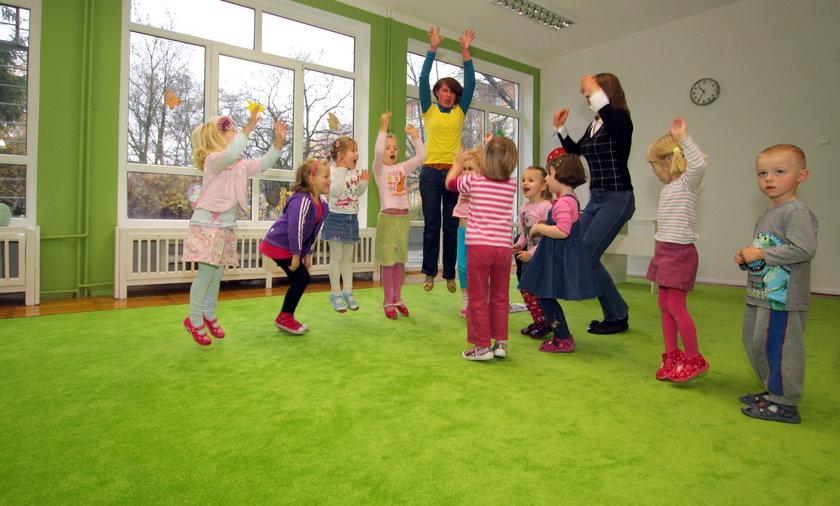 Rozpoczyna się rekrutacja uzupełniająca do przedszkoli