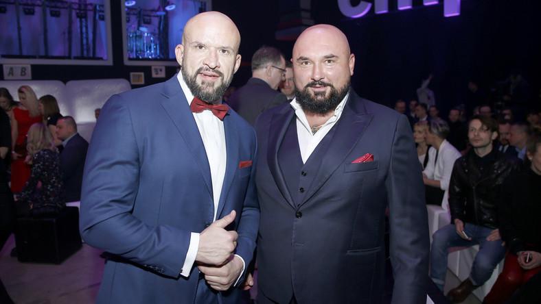 Przyjaciele: Tomasz Oświeciński i Patryk Vega