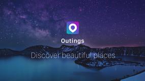Outings: przewodnik turystyczny od Microsoftu