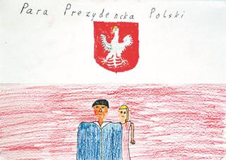 List od Pary Prezydenckiej do dzieci z okazji ich święta