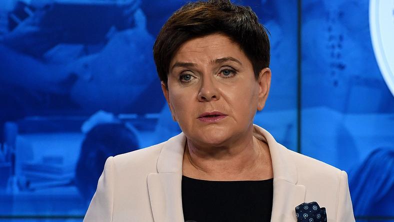 Czy Beata Szydło straci stanowisko?