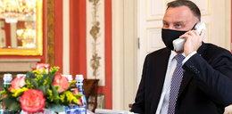 Wrzawa wokół zdjęcia Andrzeja Dudy. Internauci wypatrzyli pewien szczegół. Kancelaria Prezydenta komentuje