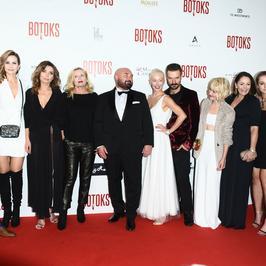 """""""Botoks"""": gwiazdy na premierze filmu"""