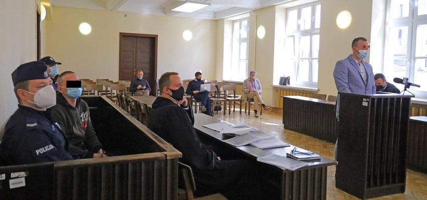 Cztery lata więzienia dla Rafała F. Sąd: to było przekroczenie granic obrony koniecznej