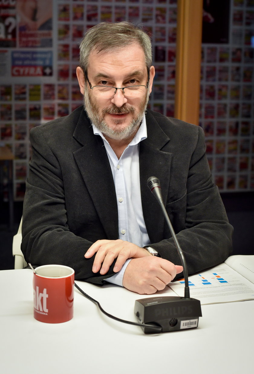 """Debata """"Okrągły Stół Faktu. Perspektywy rozwoju - Polska 2020"""""""
