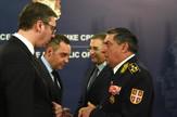 Aleksandar Vučić, Prijem, Dan Vojske Srbije