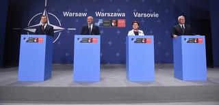 Szef MSZ: Dopiero teraz Polska uzyskuje realne gwarancje sojusznicze