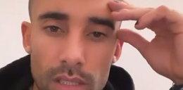 """Usunięty z """"Top Model"""" Dominic nadal nie wytłumaczył się z zarzutów. Teraz postanowił nauczyć fanów, jak trzeba żyć"""